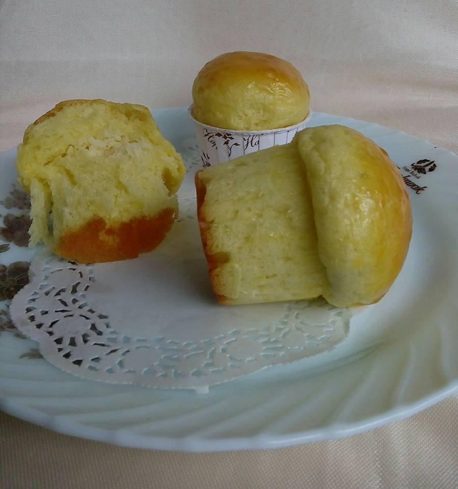 Bluder Bread / Roti Bluder