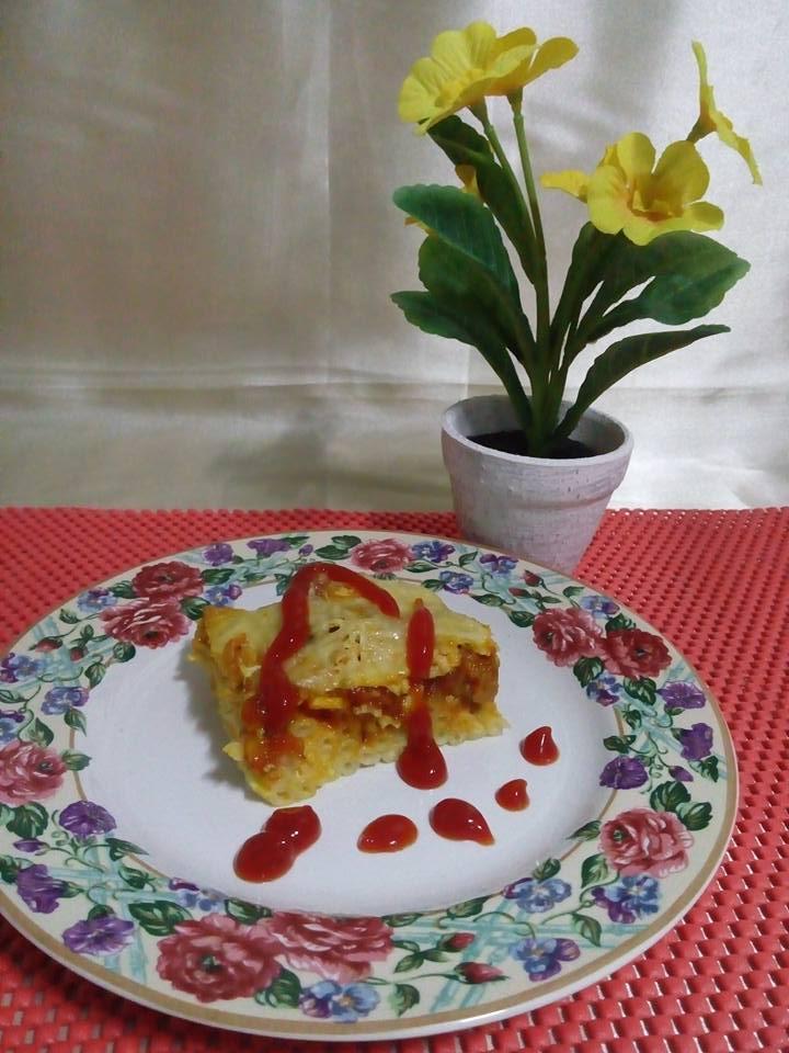 meatball macaroni bolognaise 2