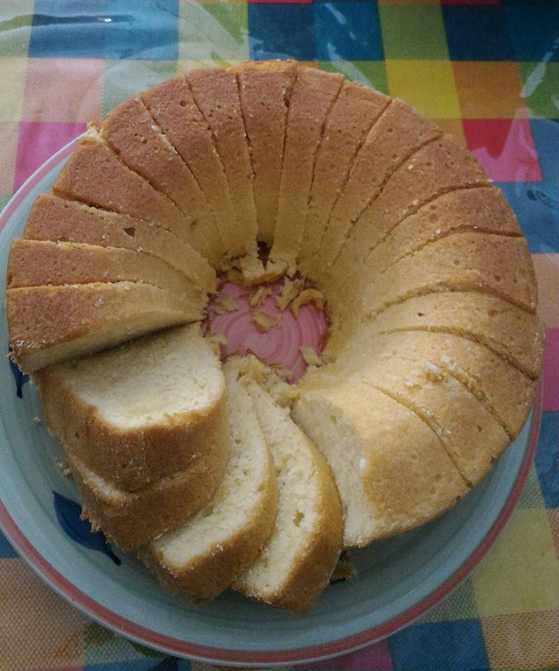 Joy Of Baking Cream Cheese Pound Cake